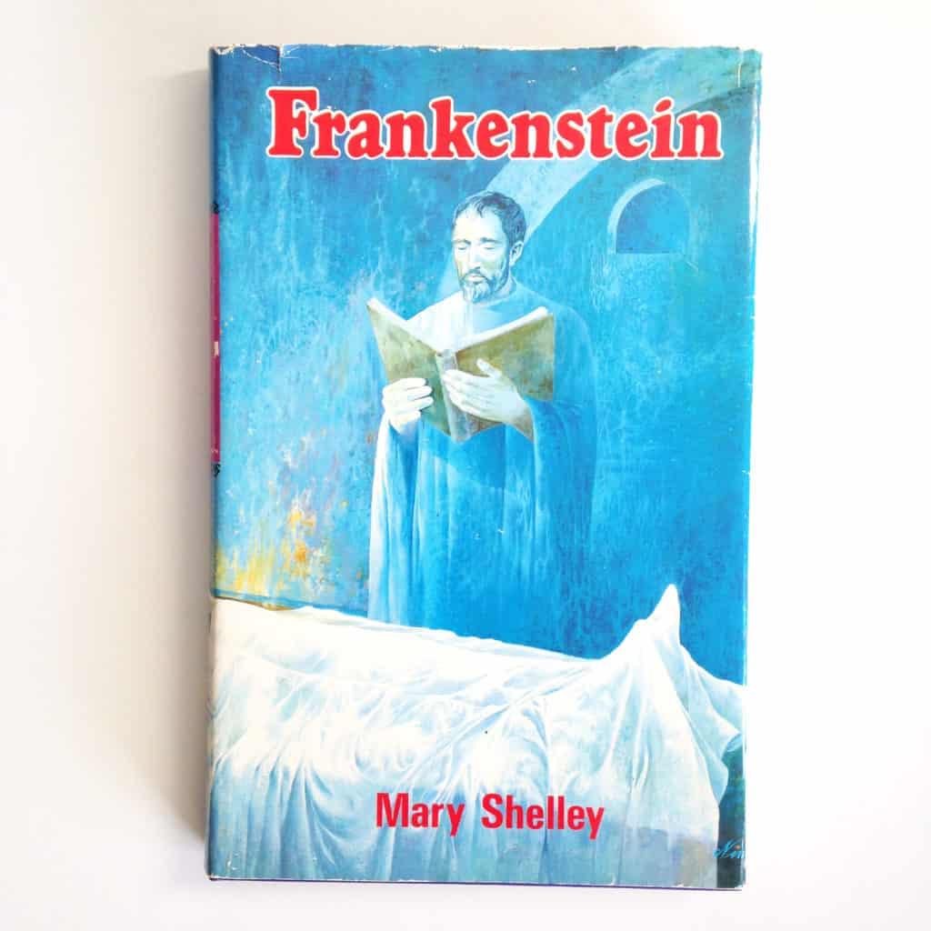 Frankenstein av Mary Shelley