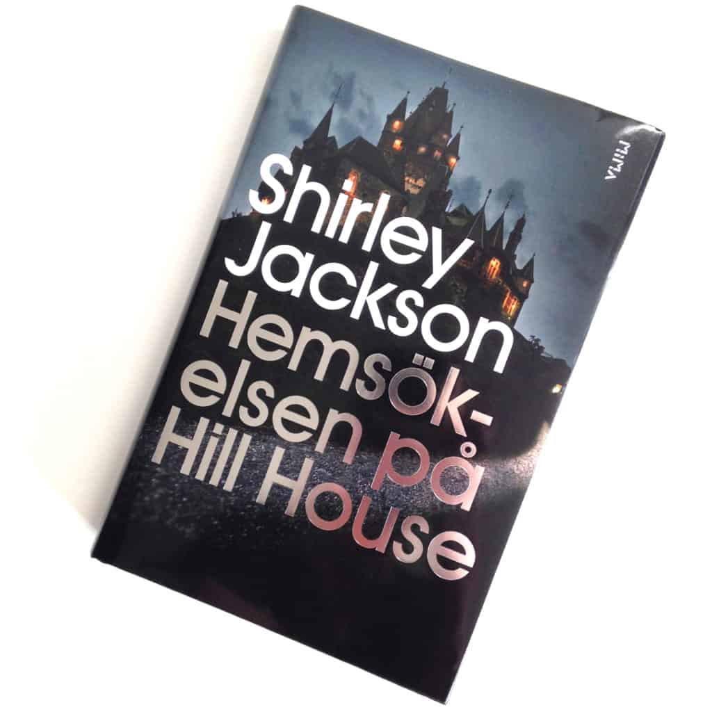 Hemsökelsen på Hill House av Shirley Jackson