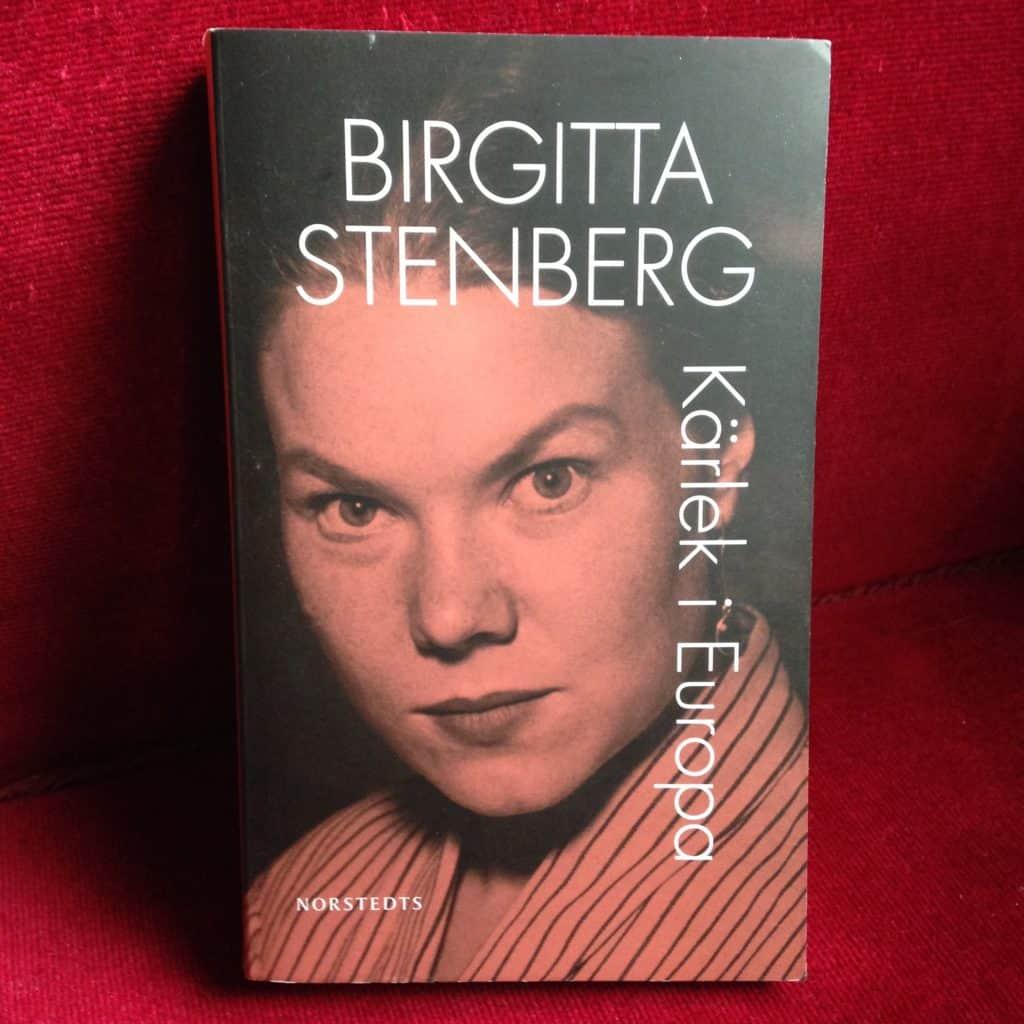 Kärlek i Europa av Birgitta Stenberg