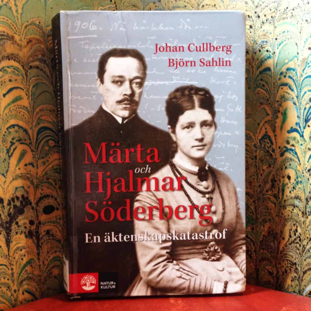 Märta och Hjalmar Söderberg av Johan Cullberg mfl
