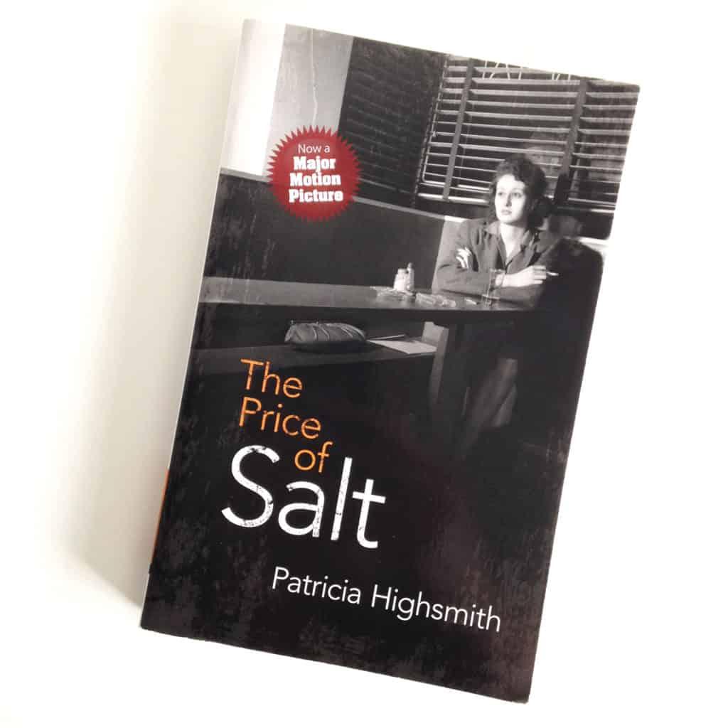 The price of salt av Patricia Highsmith