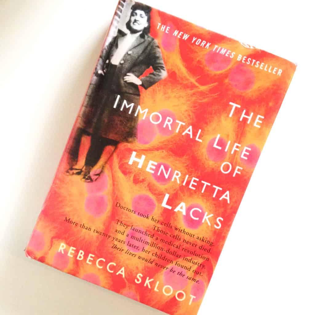 The immortal life of Henrietta Lacks av Rebecca Skloot